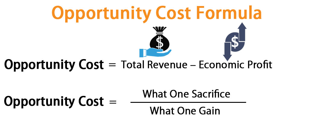 How To Calculate Opportunity Cost Formula