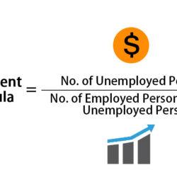 unemployment rate formula