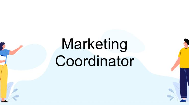 marketing coordinator salary