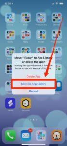 how to make folders iphone