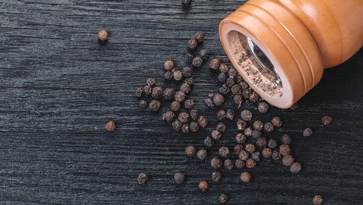 Proven Health Benefits of Black Pepper